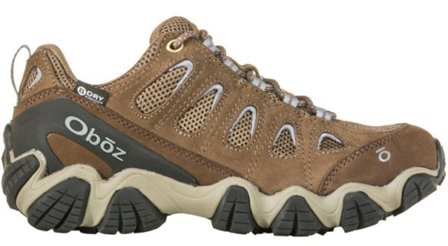 Oboz Women's Sawtooth II Low Waterproof 1