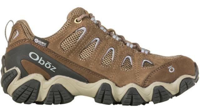 Oboz Women's Sawtooth II Low Waterproof 1