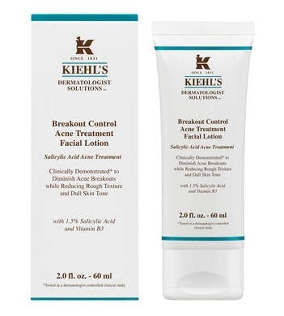 Kiehl's Breakout Control Blemish Treatment Facial Lotion 1