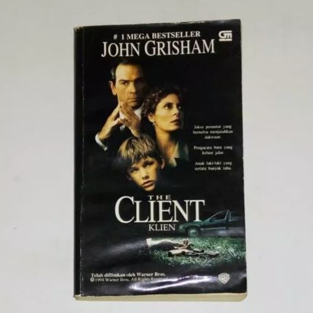 John Grisham The Client 1