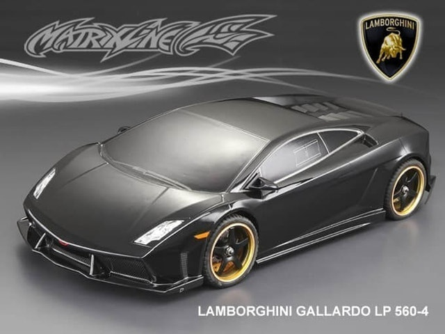 Matrixline RC Car Lamborghini Gallardo  1