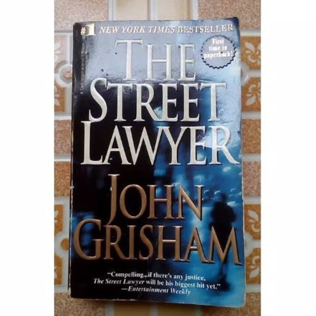 John Grisham The Street Lawyer  1