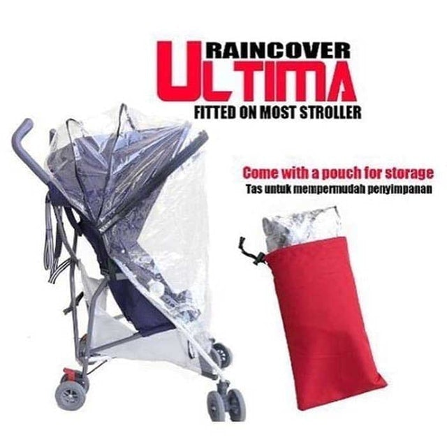 Ultima  Rain Cover for Strollers 1
