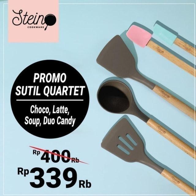 Stein Cookwear Sutil Quartet  1