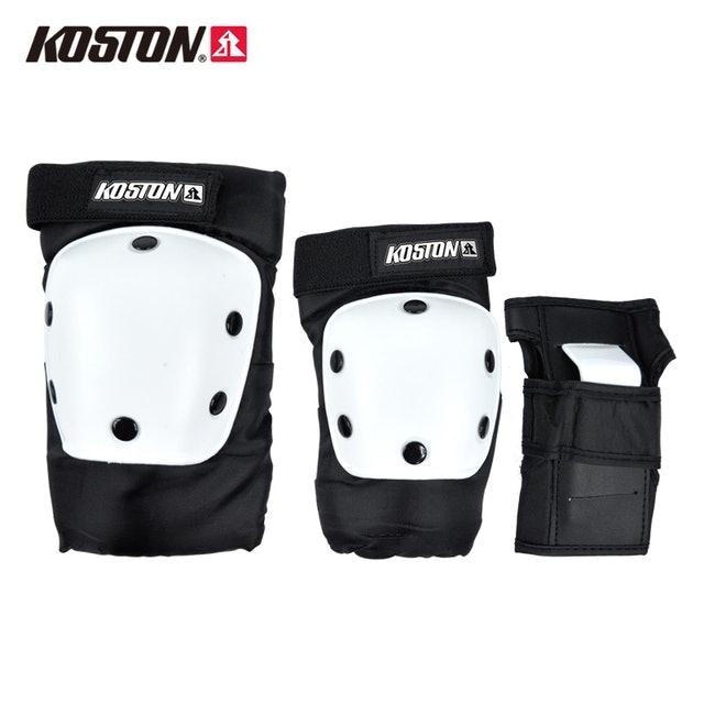 Koston  Skateboard Protective Elbow/Knee/Wrist Guard Safety Gear 1