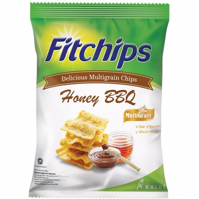 Kalbe Fitchips Honey BBQ 1