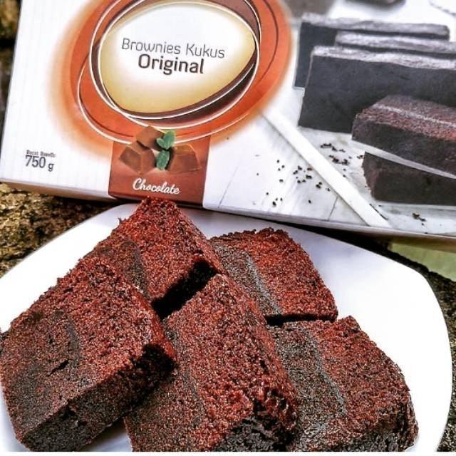 Amanda Brownies Brownies Kukus Original 1