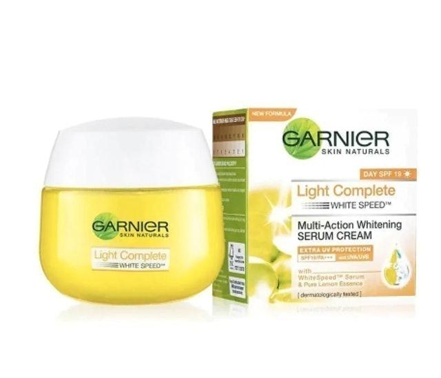 Garnier  Garnier Light Complete Multi-Action Whitening Serum Cream 1