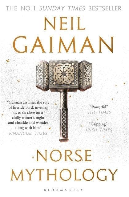 Neil Gaiman Norse Mythology 1