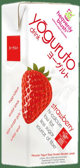 Heavenly Blush  Yoguruto Strawberry 1