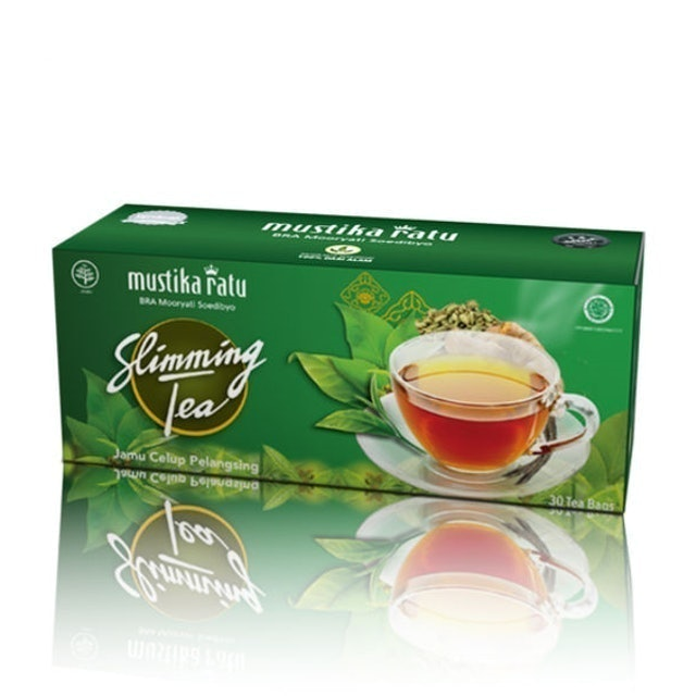 Mustika Ratu Slimming Tea 1
