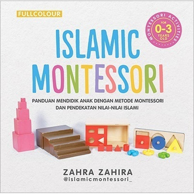 Zahra Zahira Islamic Montessori For 0-3 Years Old 1