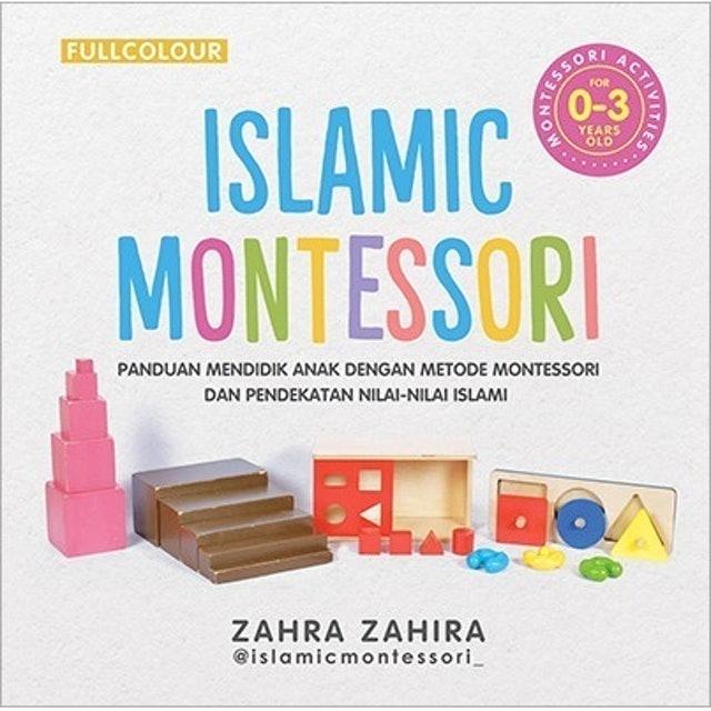 Zahra Zahira Islamic Montessori For 0-3 Years Old 1