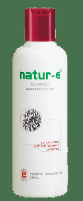 Natur-E  Advanced Hand & Body Lotion 1