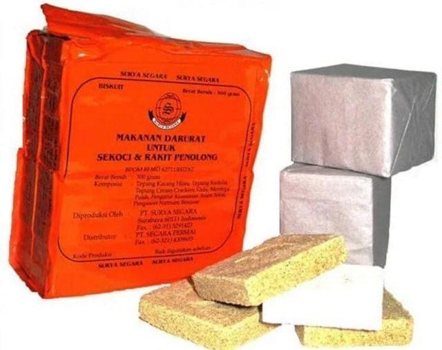 Surya Segara  Emergency Food 1