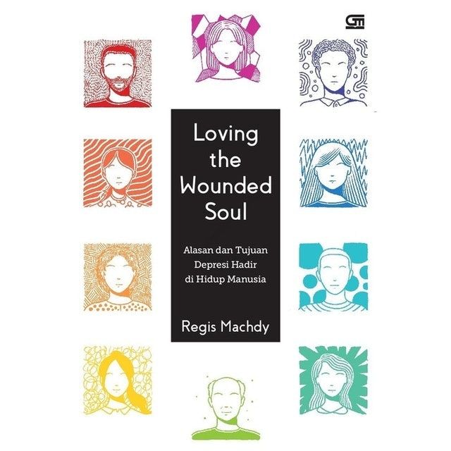 Regis Machdy Loving The Wounded Soul  1