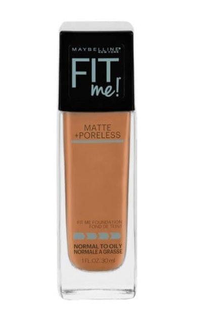 Maybelline Fit Me Matte+Poreless Foundation 1