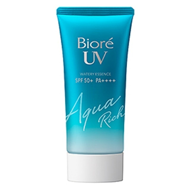 Kao Biore UV Aqua Rich Watery Essence with Micro Defense SPF 50+/PA++++ 1