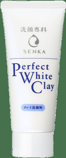 Shiseido Senka Perfect White Clay 1