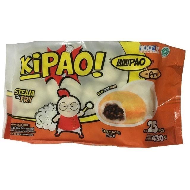 Kipao! Mini Pao 1