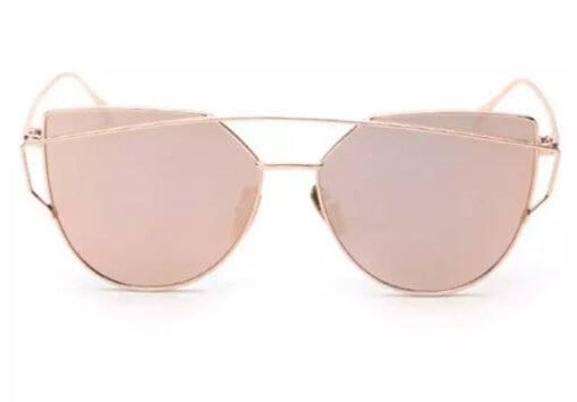 RunBird  Cat Eye Sunglasses Classic Pink 1