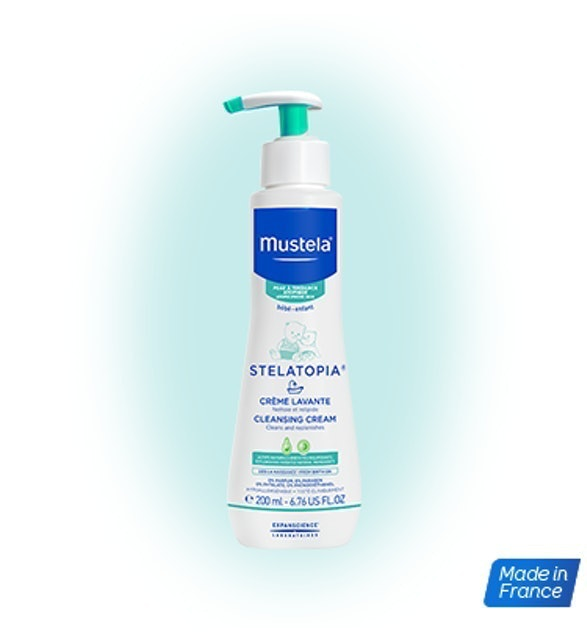Mustela Stelatopia Cleansing Cream 1