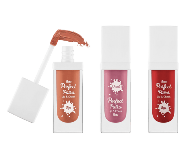 Fanbo  Perfect Pairs Lip & Cheek 1