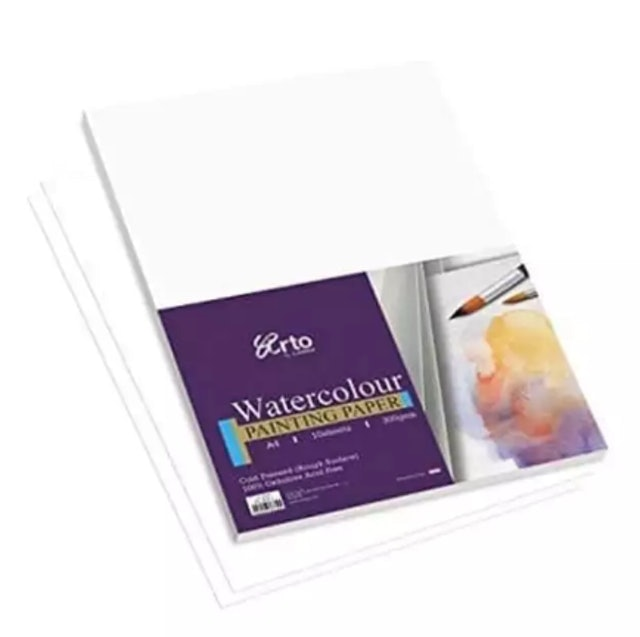 Arto  Watercolour Painting Paper 300Gsm 1