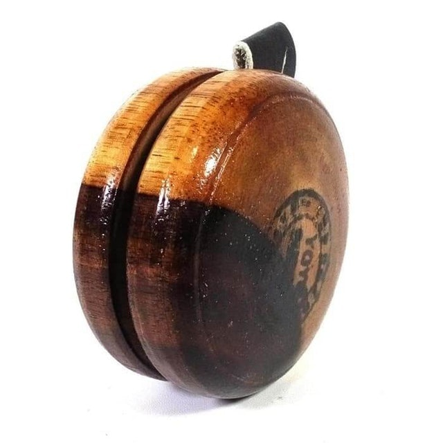 Yoyo Kayu Natural 1