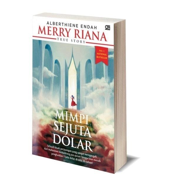 Alberthiene Endah / Merry Riana Mimpi Sejuta Dolar  1