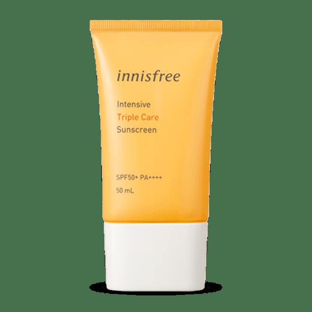 Innisfree Intensive Triple Care Sunscreen SPF50+ PA++++  1