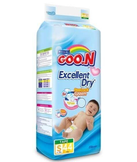 Goon  Excellent Dry Tape S44 1