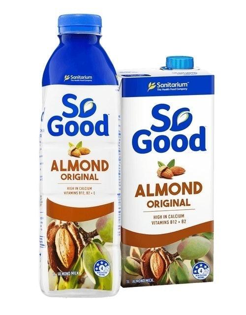 Sanitarium So Good Almond Milk Original 1