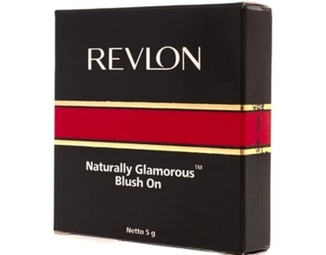 Revlon Naturally Glamorous Blush On 1