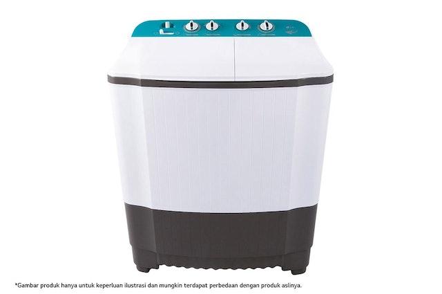 LG  Mesin Cuci 7kg, 2 Tabung 1