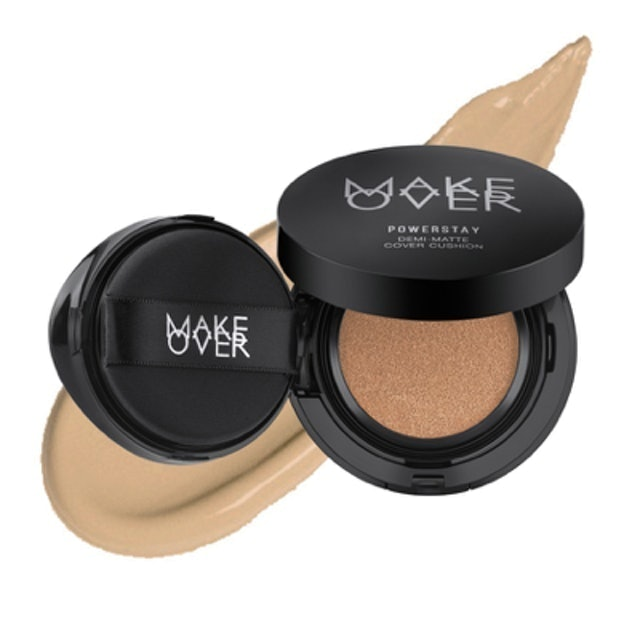 Make Over  Powerstay Demi-Matte Cover Cushion 1
