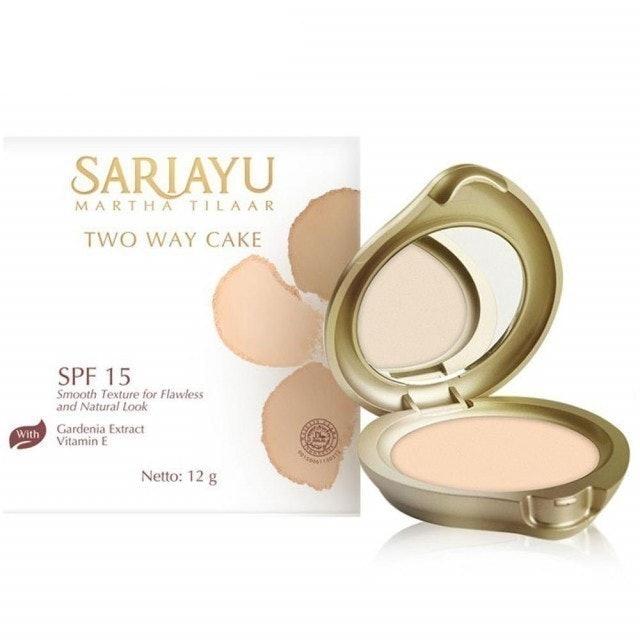 Martha Tilaar Sariayu New Two Way Cake 1