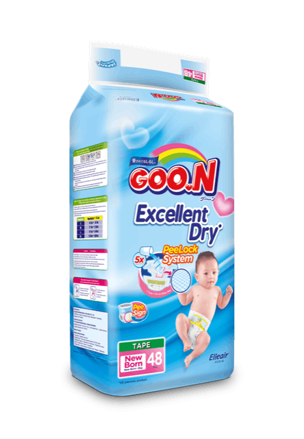 Goon  Excellent Dry Tape NB48 1