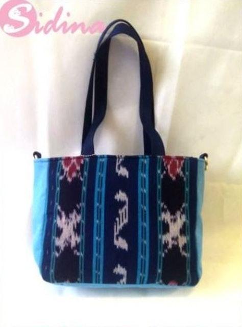 Sidina Tote Bag Sedang 1