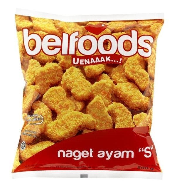"Belfoods  Uenaaak Naget Ayam ""S"" 1"