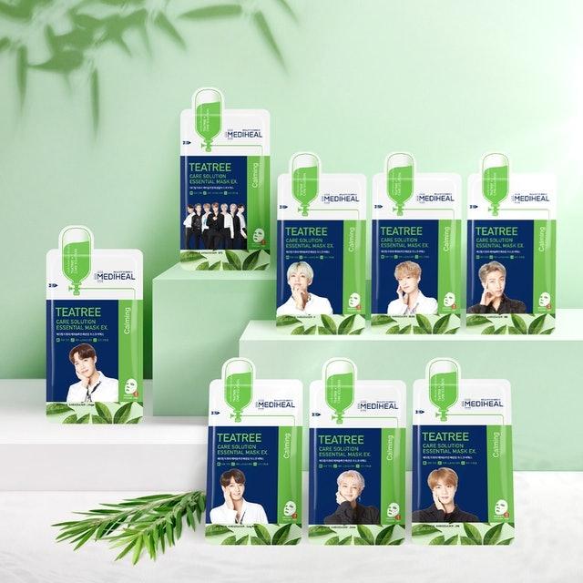 Mediheal Tea Tree Care Solution Essential Mask Ex 1