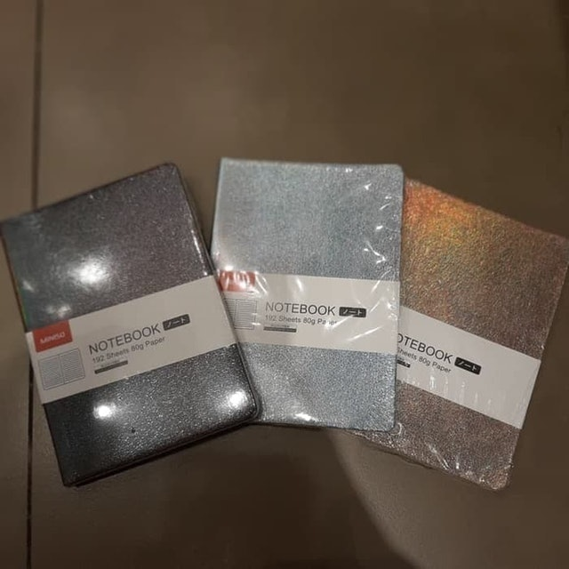 Miniso Laser Soft Notebook 1
