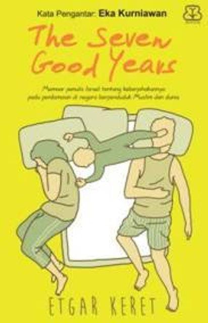 Etgar Keret The Seven Good Years 1