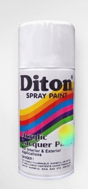 Diton  Spray Paint Clear 1