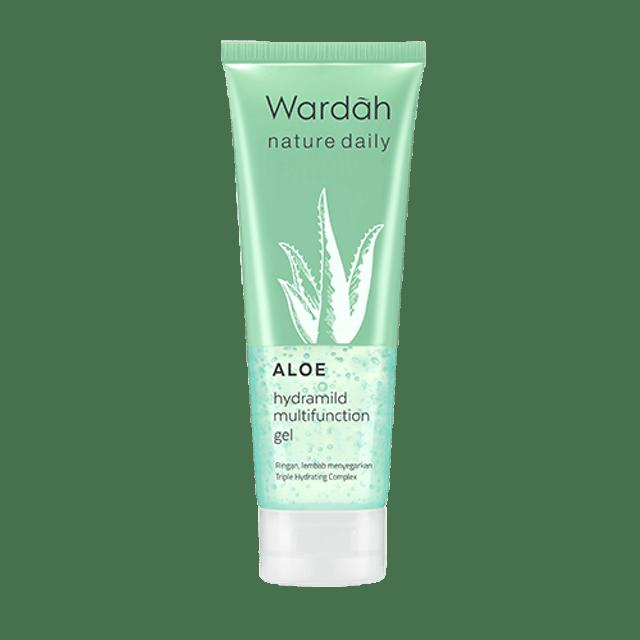 Wardah  Nature Daily Aloe Hydramild Multifunction Gel 1