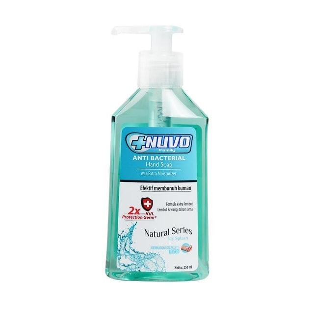 Nuvo  Icy Splash Hand Soap 1