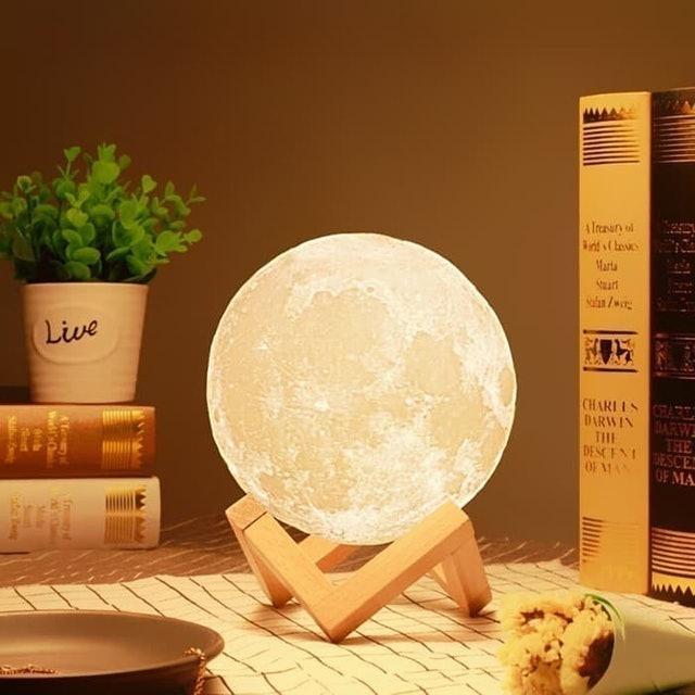 Moon Lamp 1