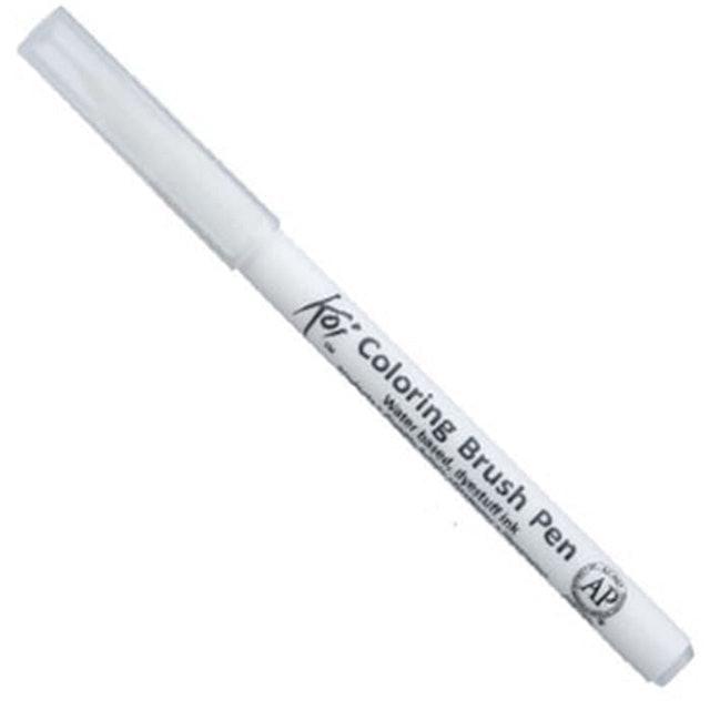 Sakura Koi  Coloring Brush Pen White 1