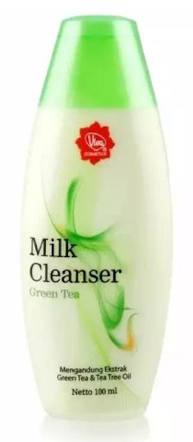Viva  Milk Cleanser Green Tea 1