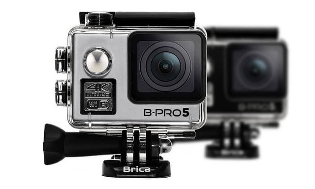 Brica  B-Pro 5 Alpha Edition 4K Mark II 1